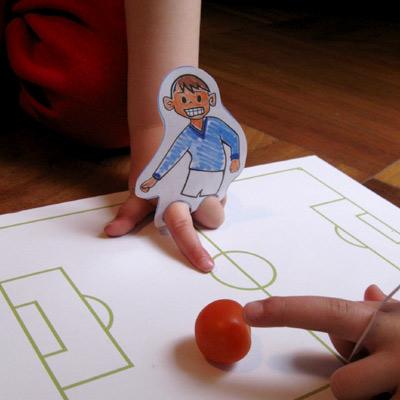 Soccer craft