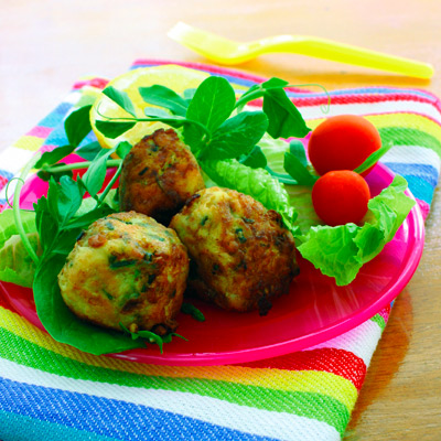 Tuna bites recipes smuggles zucchini