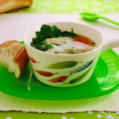 vegie smugglers chicken pasta and vegetable soup