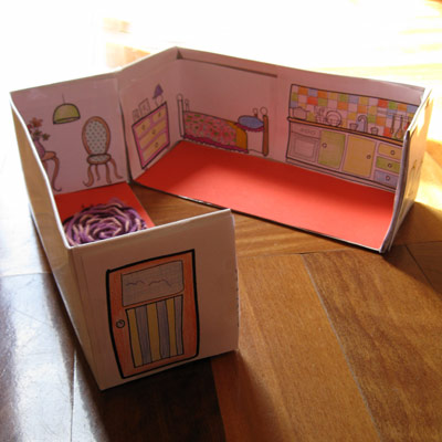 vegie smugglers shoe box doll house