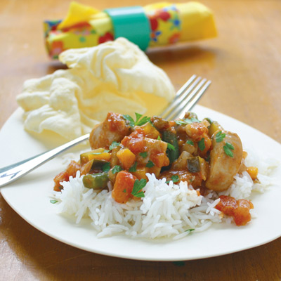 vegie smugglers chicken curry recipe