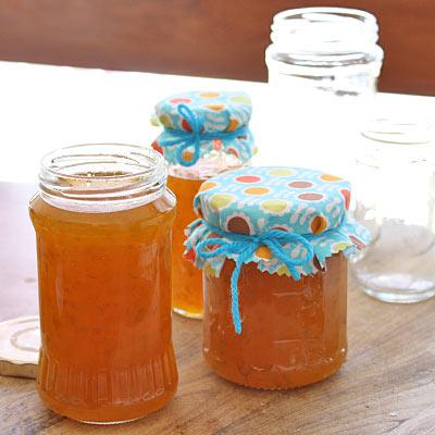 Microwave marmalade.