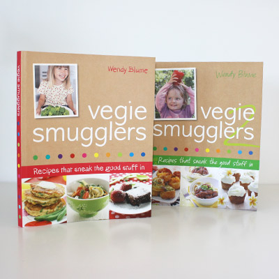 The Vegie Smugglers cookbook is now on sale.