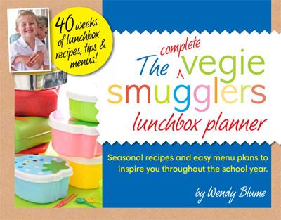 Vegie Smugglers complete lunchbox planner