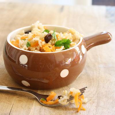 vegie smugglers cauliflower and cashew pilaf