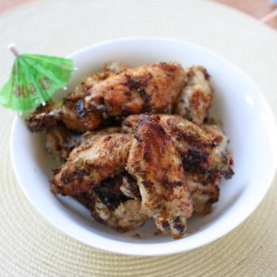 'Jerk' chicken. Which seems harsh. Maybe 'annoying' chicken is kinder?
