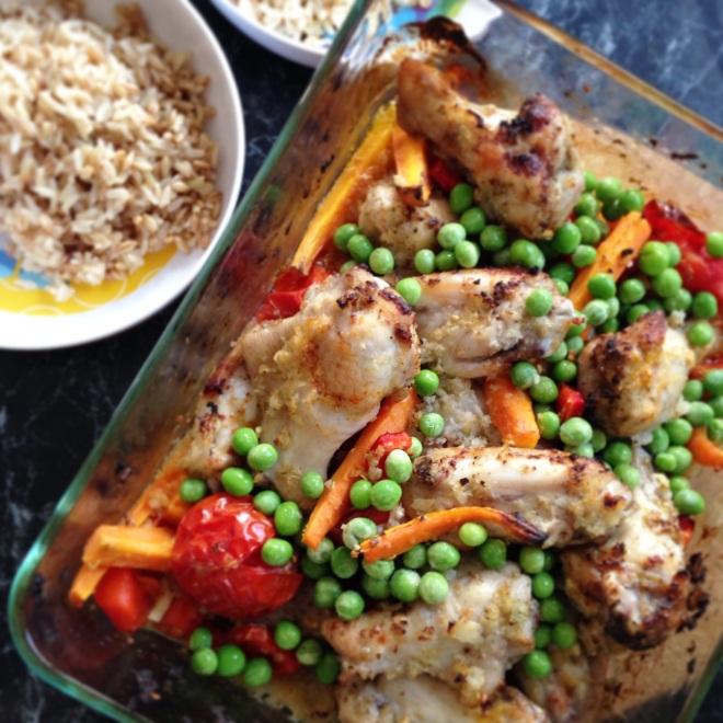 vegie smugglers egyptian chicken