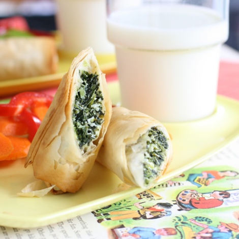 vegie smugglers cheese spinach sticks