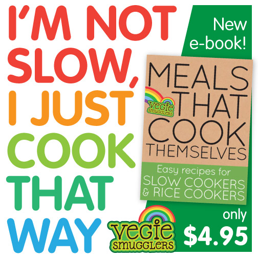 If you love slow cooking, you'll love my latest e-book!
